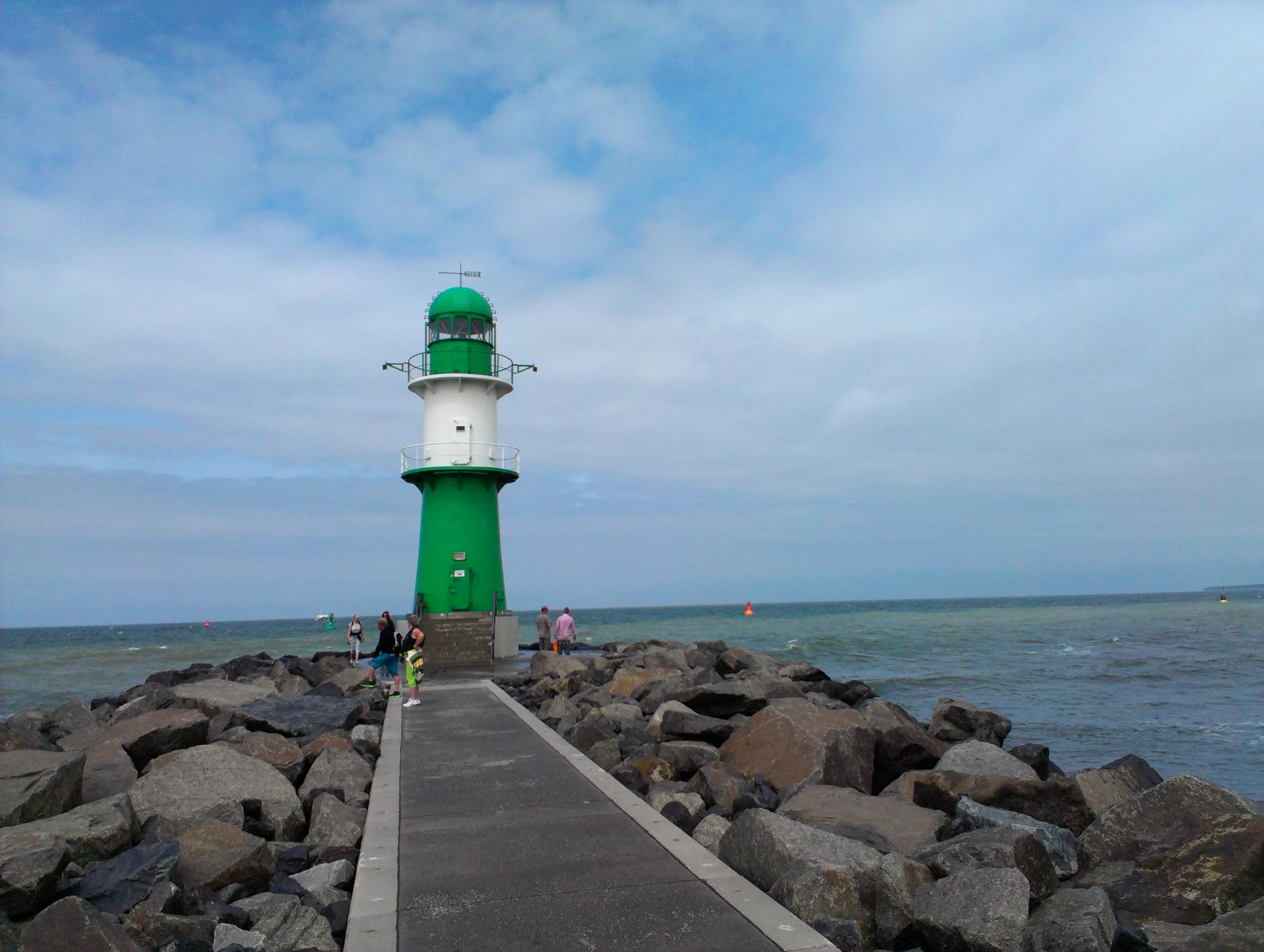 Leuchtturm warnem nde papas lego blog for Urlaub in warnemunde