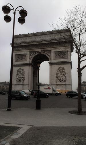 Triumphbogen-Paris