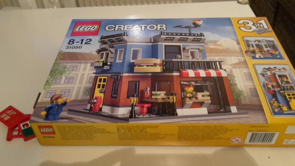 LEGO 31050 Feinkostladen